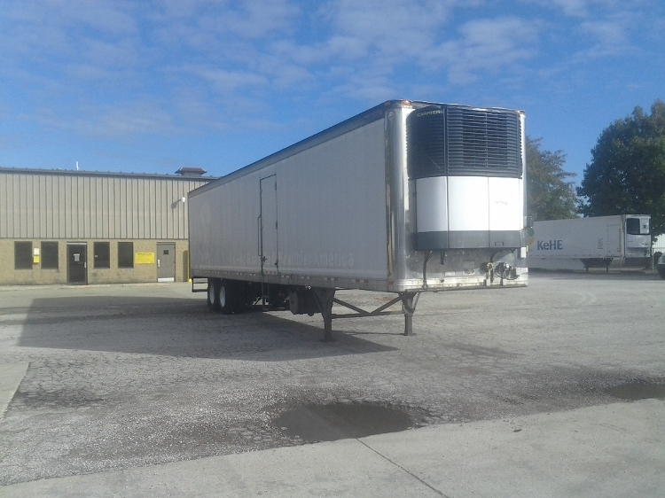 Reefer Trailer-Semi Trailers-Great Dane-2006-Trailer-BLOOMINGTON-IN-608,326 miles-$9,250