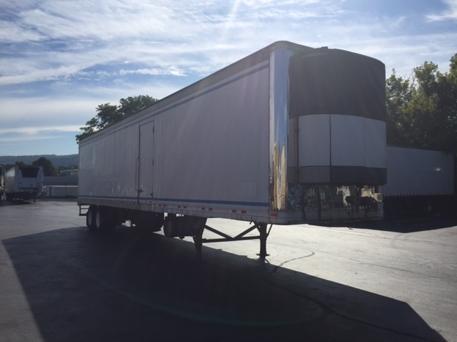 Reefer Trailer-Semi Trailers-Great Dane-2006-Trailer-ALLENTOWN-PA-551,575 miles-$13,500