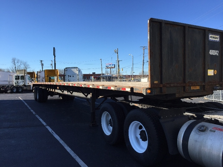 Flatbed Trailer-Semi Trailers-Utility-2008-Trailer-JESSUP-MD-282,071 miles-$11,750