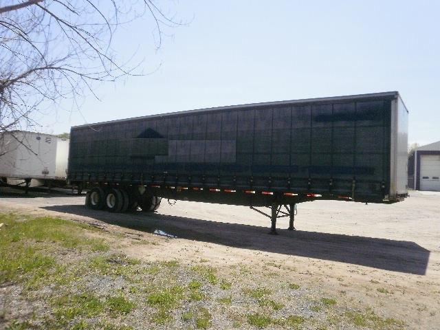 Flatbed Trailer-Semi Trailers-Utility-2008-Trailer-WHITESBORO-NY-159,046 miles-$14,000