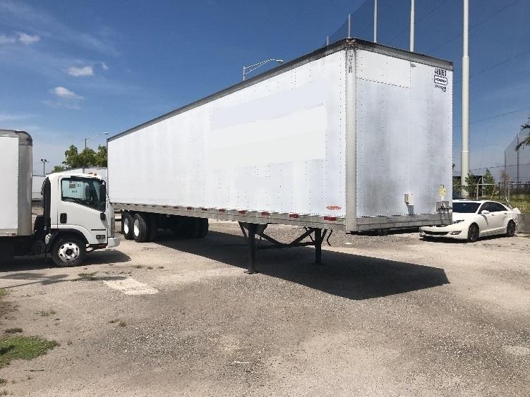 Dry Van Trailer-Semi Trailers-Trailmobile-2008-Trailer-MEDLEY-FL-194,663 miles-$13,000