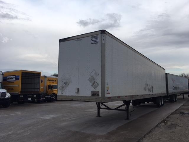 Dry Van Trailer-Semi Trailers-Trailmobile-2008-Trailer-HOUSTON-TX-118,700 miles-$8,000