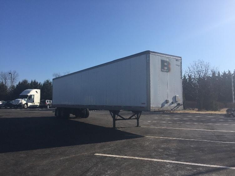 Dry Van Trailer-Semi Trailers-Trailmobile-2008-Trailer-HAGERSTOWN-MD-206,789 miles-$13,000