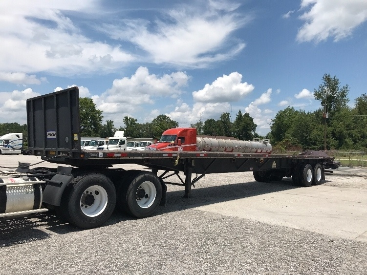 Flatbed Trailer-Semi Trailers-Utility-2008-Trailer-FLORENCE-SC-207,288 miles-$14,250
