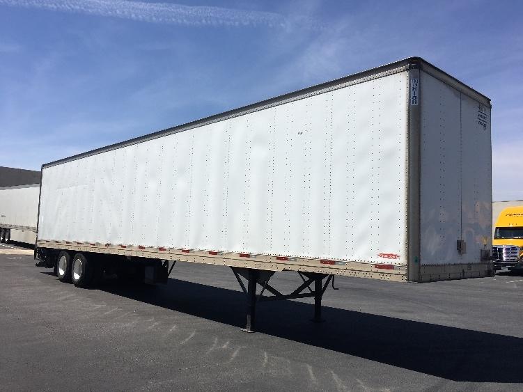 Dry Van Trailer-Semi Trailers-Trailmobile-2008-Trailer-LAS VEGAS-NV-360,024 miles-$15,750