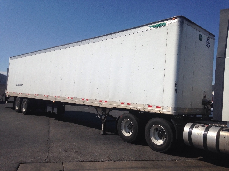 Dry Van Trailer-Semi Trailers-Great Dane-2008-Trailer-LAS VEGAS-NV-432,896 miles-$14,000