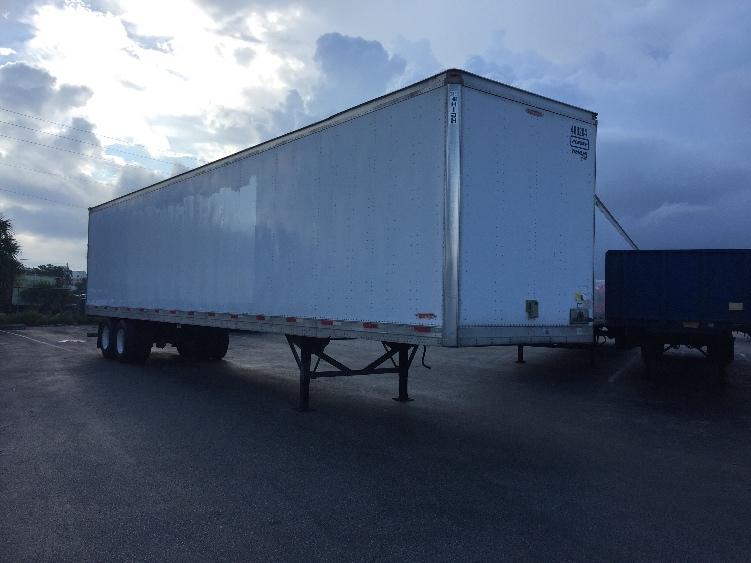 Dry Van Trailer-Semi Trailers-Trailmobile-2008-Trailer-ORLANDO-FL-51,038 miles-$13,500