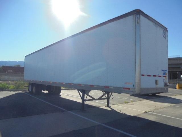 Dry Van Trailer-Semi Trailers-Trailmobile-2008-Trailer-CORONA-CA-182,017 miles-$13,250