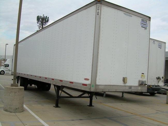 Dry Van Trailer-Semi Trailers-Trailmobile-2008-Trailer-MIRA LOMA-CA-135,846 miles-$16,000