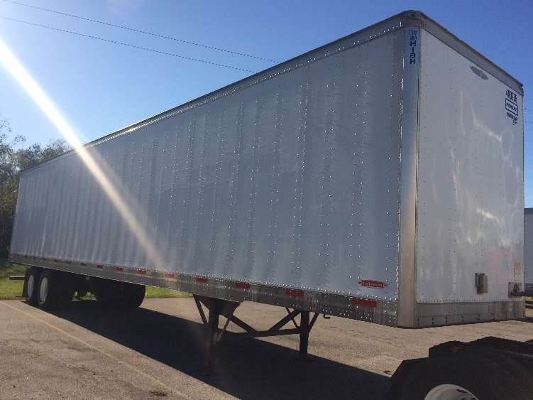 Dry Van Trailer-Semi Trailers-Trailmobile-2008-Trailer-CLARKSVILLE-TN-401,918 miles-$12,000