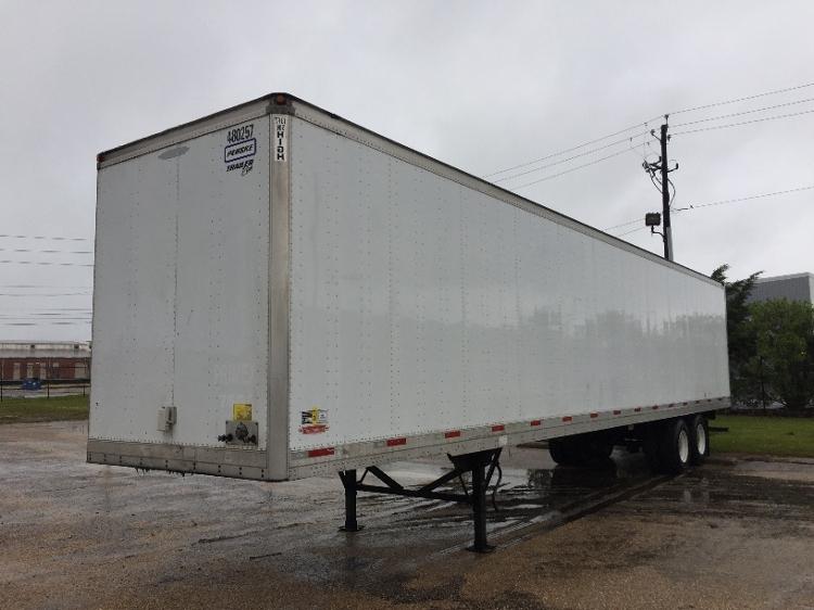 Dry Van Trailer-Semi Trailers-Trailmobile-2008-Trailer-MOBILE-AL-403,801 miles-$13,000