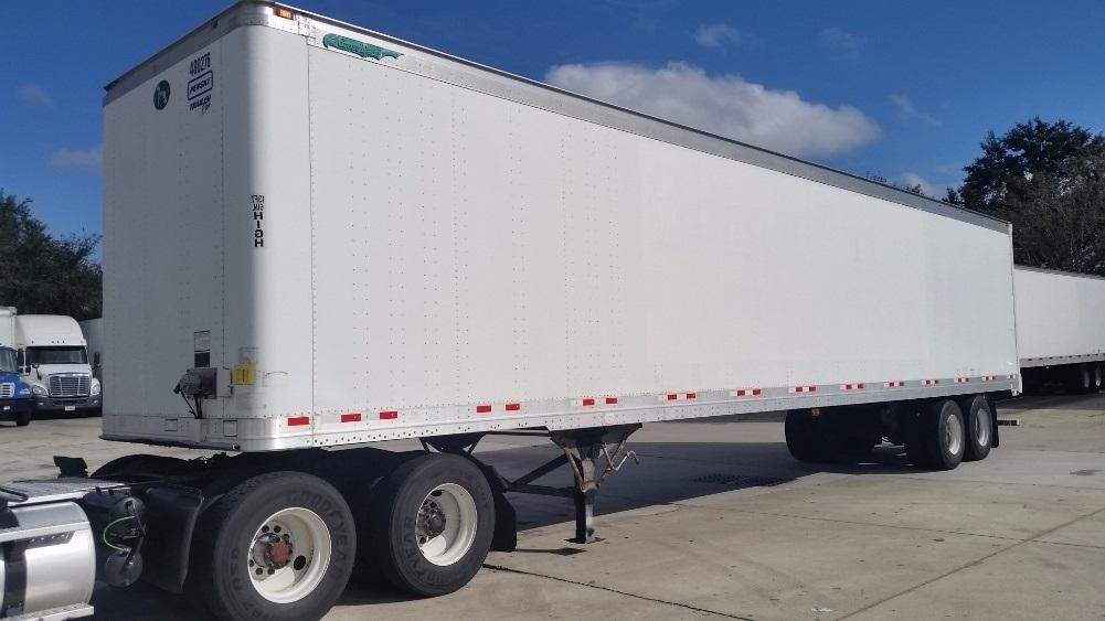 Dry Van Trailer-Semi Trailers-Great Dane-2008-Trailer-ORLANDO-FL-121,624 miles-$11,000
