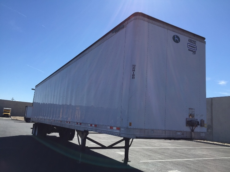 Dry Van Trailer-Semi Trailers-Great Dane-2008-Trailer-LAS VEGAS-NV-260,621 miles-$15,250