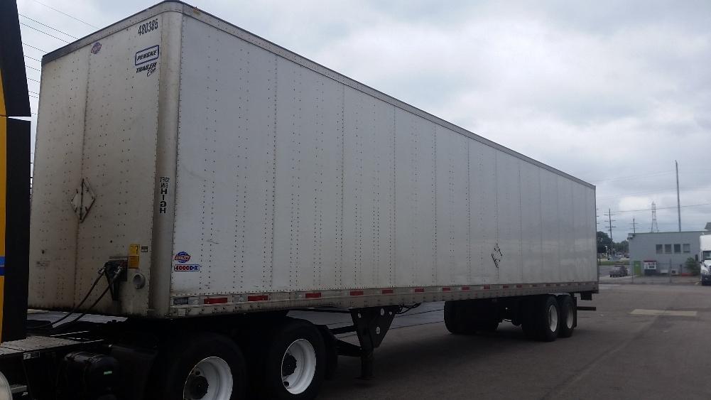 Dry Van Trailer-Semi Trailers-Utility-2009-Trailer-WAUKEGAN-IL-622,094 miles-$18,000