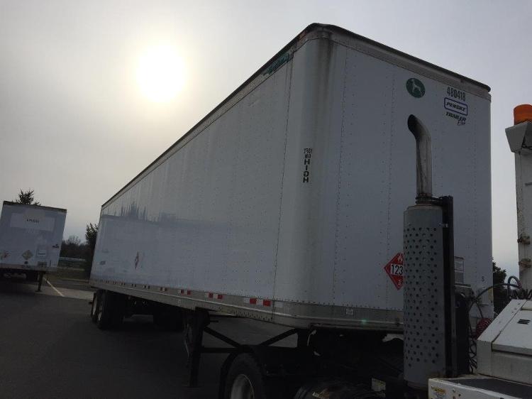 Dry Van Trailer-Semi Trailers-Great Dane-2009-Trailer-EDISON-NJ-356,638 miles-$15,250