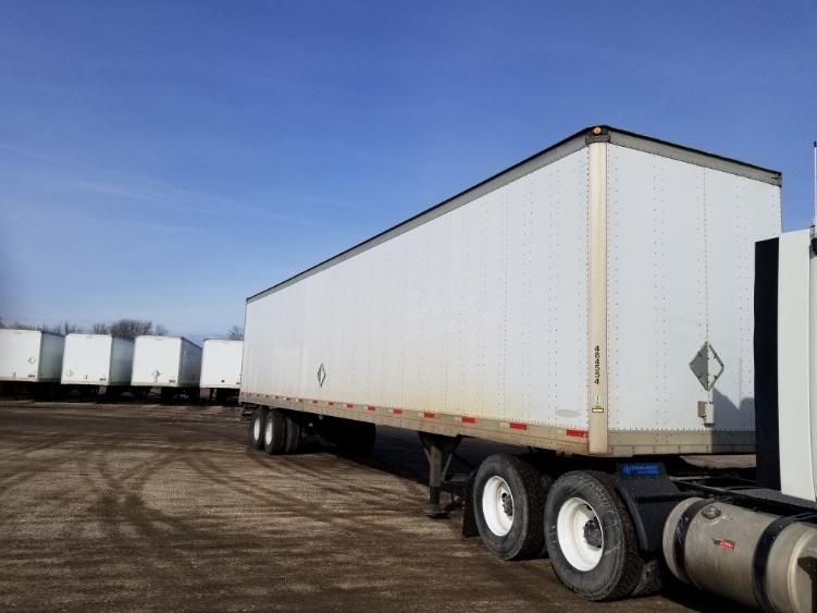 Dry Van Trailer-Semi Trailers-Trailmobile-2005-Trailer-KANSAS CITY-MO-598,525 miles-$8,250