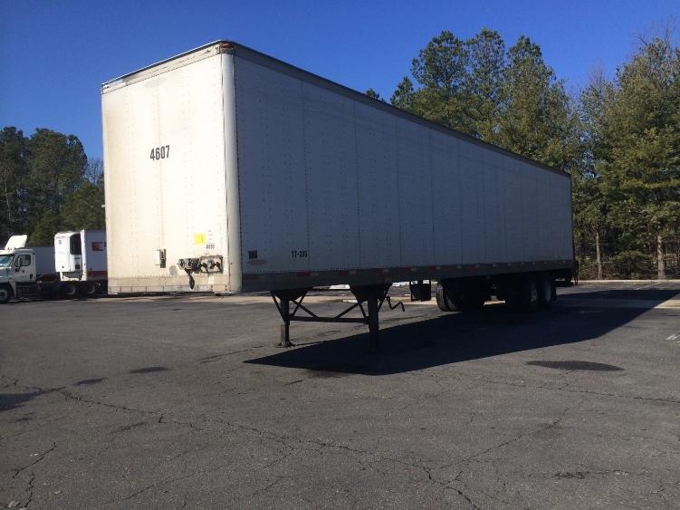 Dry Van Trailer-Semi Trailers-Trailmobile-2005-Trailer-FREDERICKSBURG-VA-628,030 miles-$10,500