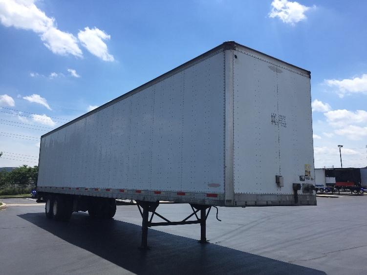Dry Van Trailer-Semi Trailers-Trailmobile-2005-Trailer-ALLENTOWN-PA-742,748 miles-$11,250