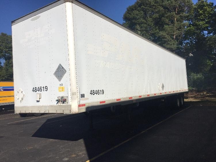Dry Van Trailer-Semi Trailers-Trailmobile-2005-Trailer-BRAINTREE-MA-686,097 miles-$10,500