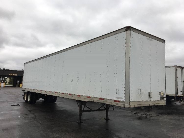 Dry Van Trailer-Semi Trailers-Trailmobile-2005-Trailer-CINCINNATI-OH-511,971 miles-$8,750