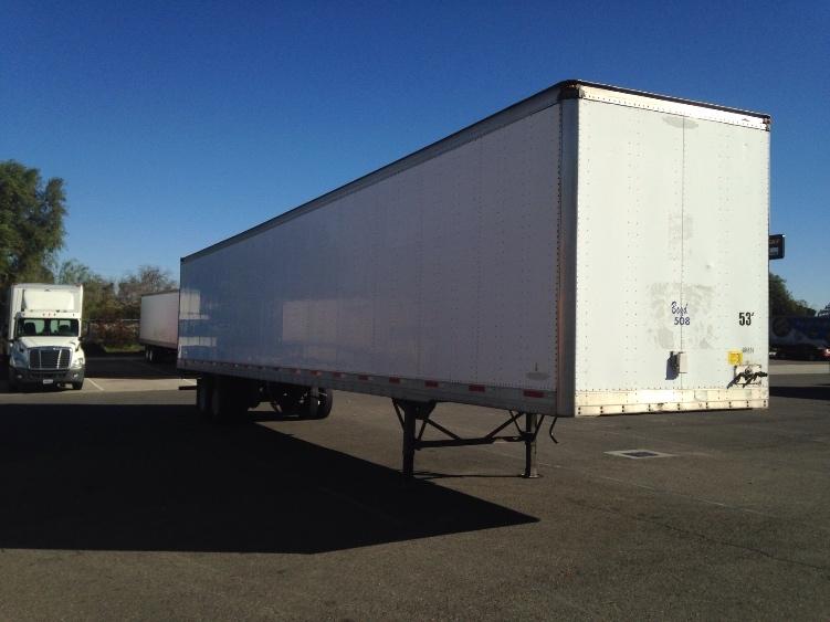 Dry Van Trailer-Semi Trailers-Trailmobile-2005-Trailer-SPRINGFIELD-OR-839,000 miles-$12,750