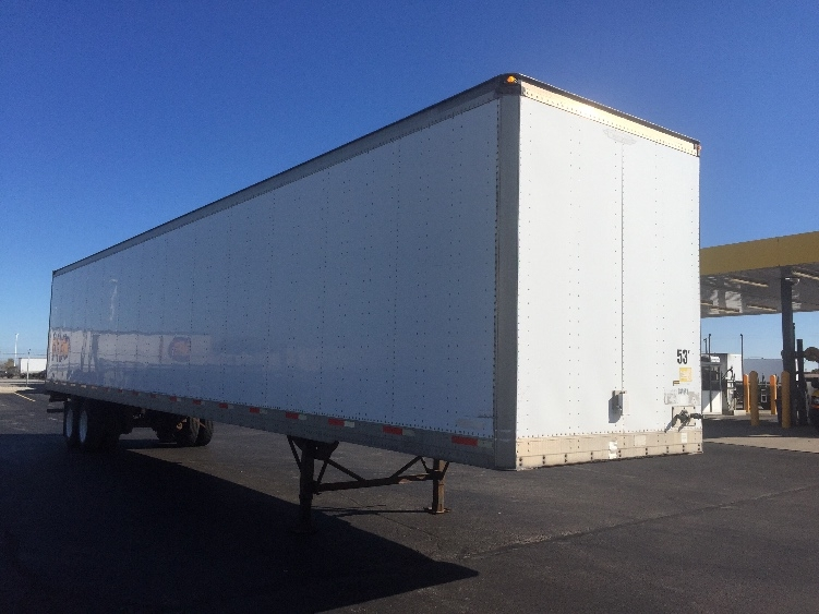 Dry Van Trailer-Semi Trailers-Trailmobile-2005-Trailer-DAVENPORT-IA-616,192 miles-$11,000