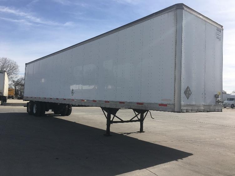 Dry Van Trailer-Semi Trailers-Trailmobile-2006-Trailer-DES MOINES-IA-325,640 miles-$10,250