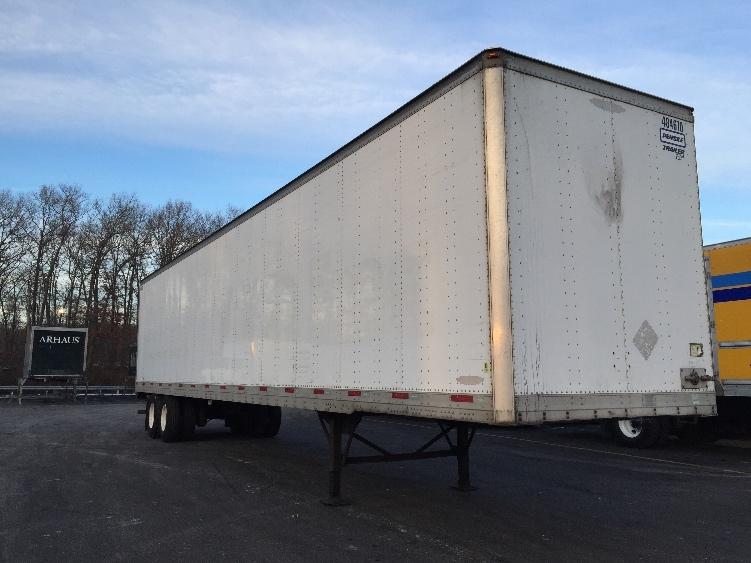 Dry Van Trailer-Semi Trailers-Trailmobile-2006-Trailer-DAYTON-NJ-378,657 miles-$8,250