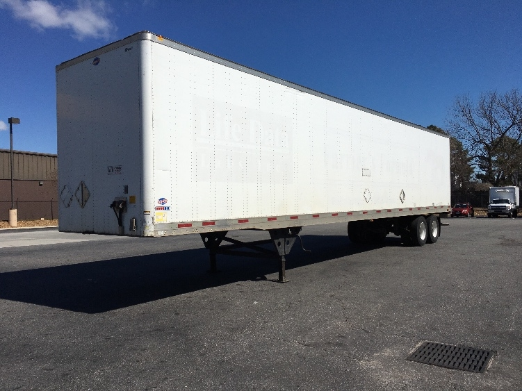Dry Van Trailer-Semi Trailers-Utility-2006-Trailer-ROCKY MOUNT-NC-383,146 miles-$12,250