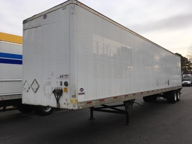 Dry Van Trailer-Semi Trailers-Utility-2006-Trailer-CHESAPEAKE-VA-344,186 miles-$12,250