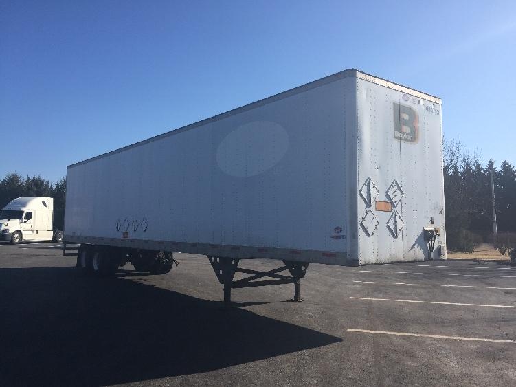 Dry Van Trailer-Semi Trailers-Utility-2006-Trailer-RICHMOND-IN-394,313 miles-$11,750