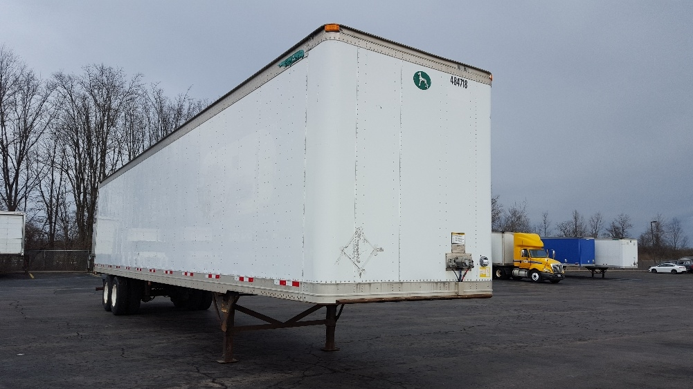 Dry Van Trailer-Semi Trailers-Great Dane-2006-Trailer-LIVERPOOL-NY-278,810 miles-$10,500