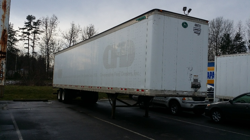 Dry Van Trailer-Semi Trailers-Great Dane-2006-Trailer-CHARLOTTE-NC-350,815 miles-$11,250