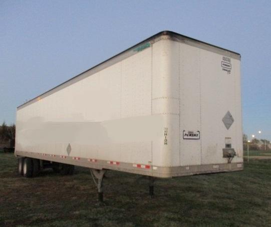 Dry Van Trailer-Semi Trailers-Great Dane-2006-Trailer-OMAHA-NE-425,700 miles-$14,250