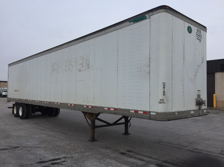 Dry Van Trailer-Semi Trailers-Great Dane-2006-Trailer-CHICAGO RIDGE-IL-656,424 miles-$10,500