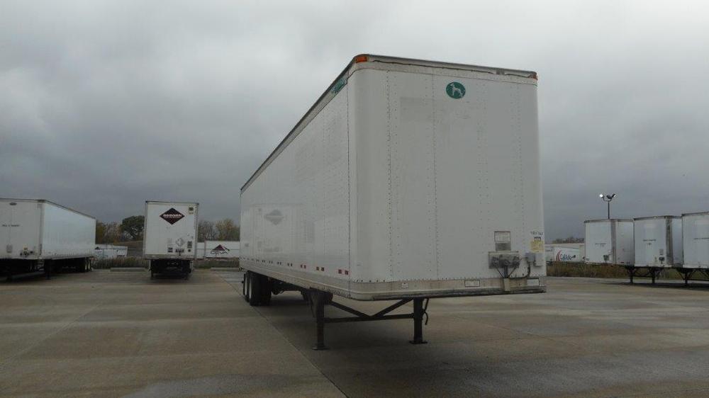 Dry Van Trailer-Semi Trailers-Great Dane-2007-Trailer-EAST LIBERTY-OH-469,299 miles-$12,750