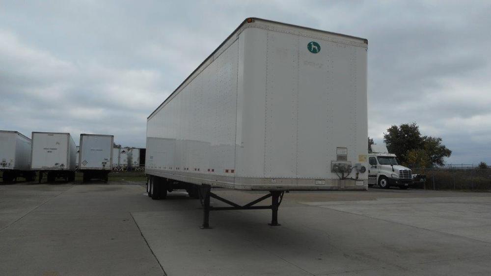 Dry Van Trailer-Semi Trailers-Great Dane-2007-Trailer-EAST LIBERTY-OH-300,940 miles-$13,750