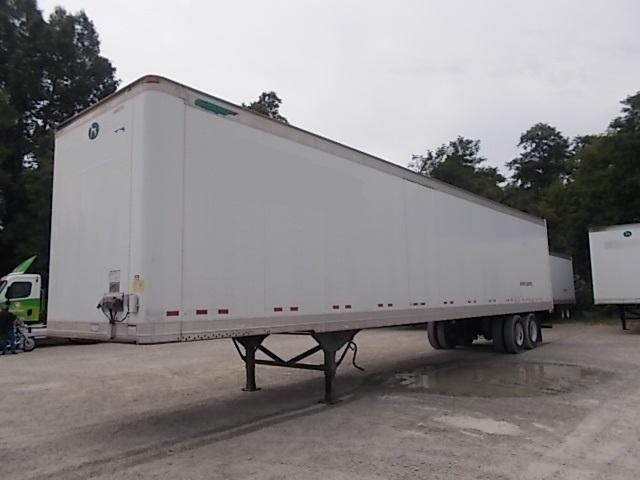 Dry Van Trailer-Semi Trailers-Great Dane-2007-Trailer-PARKERSBURG-WV-432,347 miles-$11,750