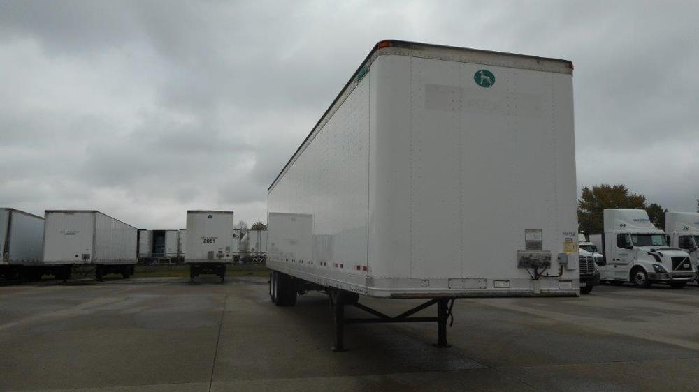 Dry Van Trailer-Semi Trailers-Great Dane-2007-Trailer-EAST LIBERTY-OH-380,980 miles-$11,000