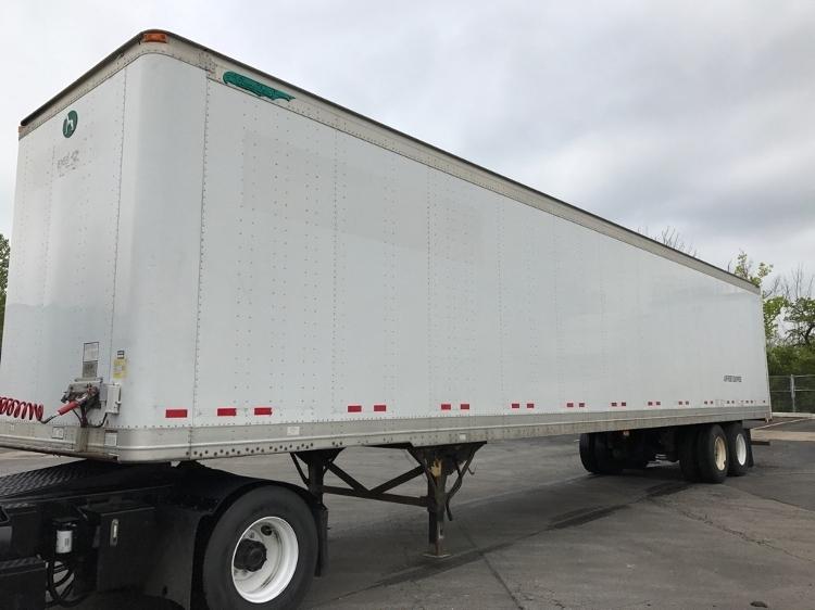 Dry Van Trailer-Semi Trailers-Great Dane-2007-Trailer-PARKERSBURG-WV-406,774 miles-$11,750