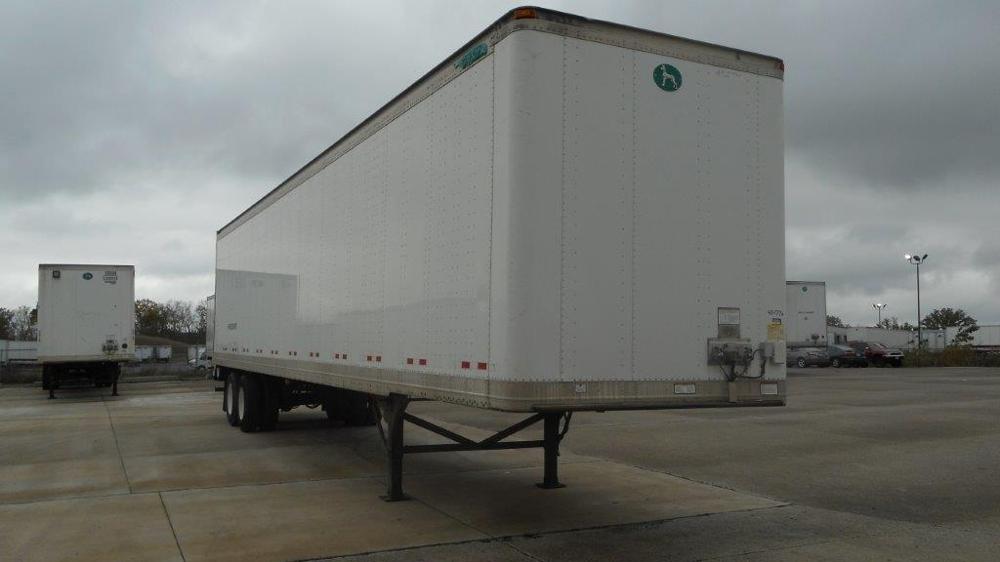 Dry Van Trailer-Semi Trailers-Great Dane-2007-Trailer-EAST LIBERTY-OH-364,050 miles-$12,750