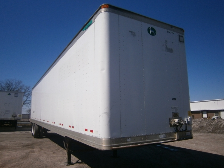Dry Van Trailer-Semi Trailers-Great Dane-2007-Trailer-YORK-PA-450,328 miles-$11,250