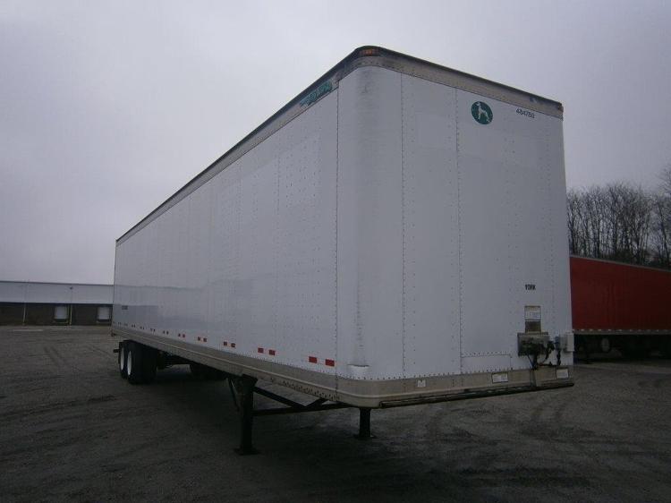 Dry Van Trailer-Semi Trailers-Great Dane-2007-Trailer-YORK-PA-456,293 miles-$11,500