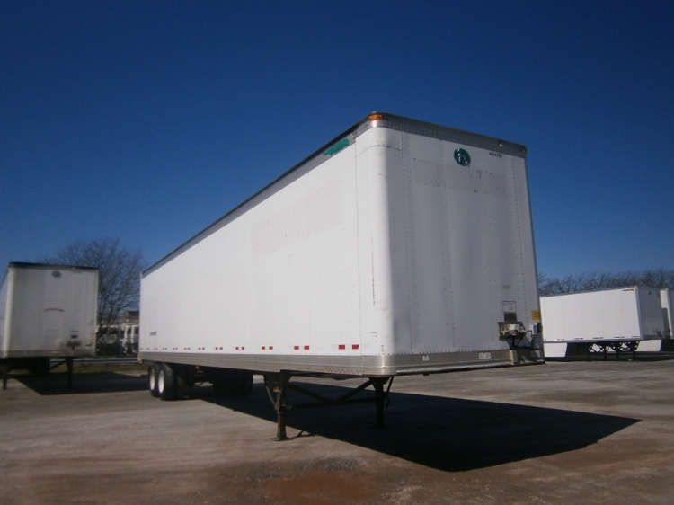 Dry Van Trailer-Semi Trailers-Great Dane-2007-Trailer-YORK-PA-408,429 miles-$11,250