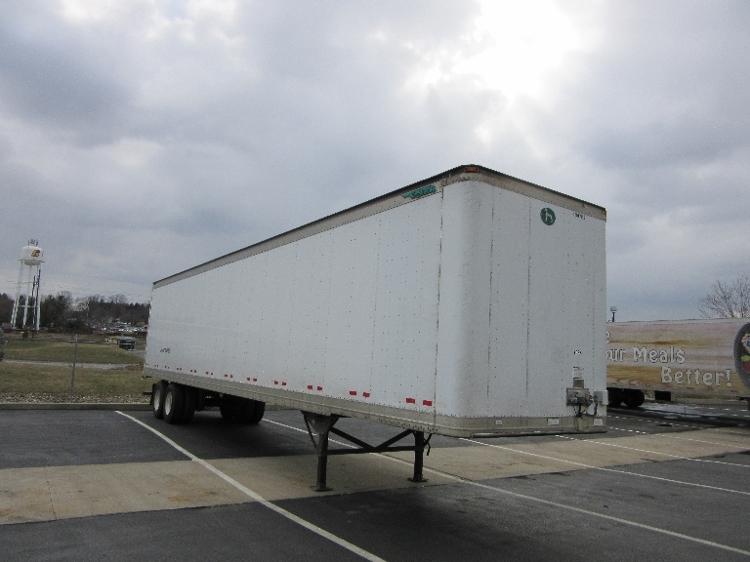 Dry Van Trailer-Semi Trailers-Great Dane-2007-Trailer-LANCASTER-PA-473,000 miles-$11,000
