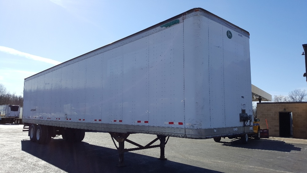 Dry Van Trailer-Semi Trailers-Great Dane-2007-Trailer-PARSIPPANY-NJ-396,700 miles-$8,000