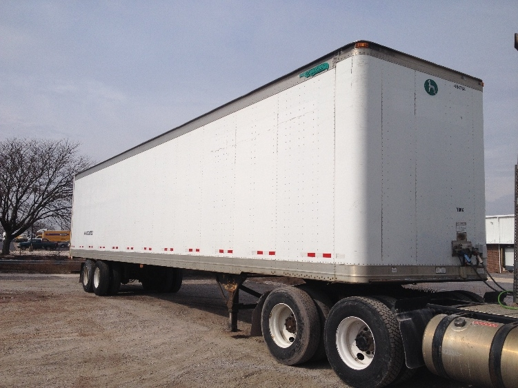 Dry Van Trailer-Semi Trailers-Great Dane-2007-Trailer-YORK-PA-471,355 miles-$11,250