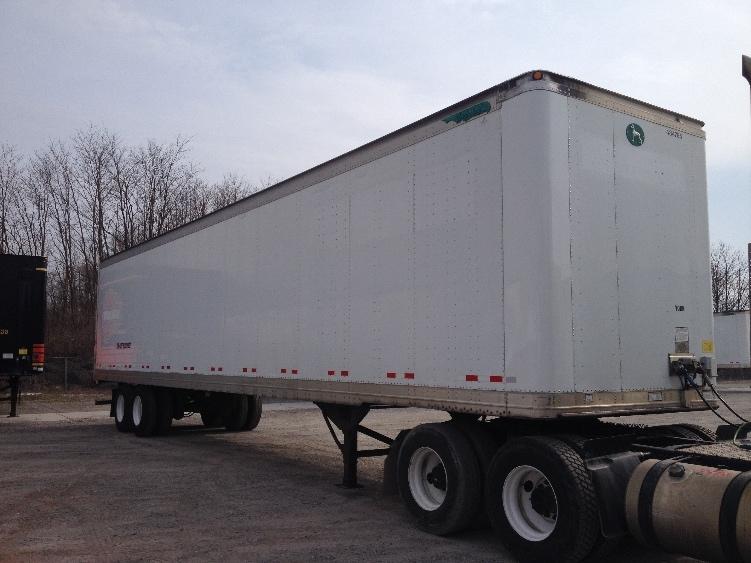 Dry Van Trailer-Semi Trailers-Great Dane-2007-Trailer-YORK-PA-392,961 miles-$8,750