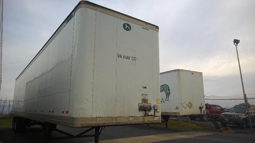 Dry Van Trailer-Semi Trailers-Great Dane-2007-Trailer-SALEM-VA-426,111 miles-$10,000