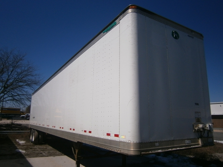 Dry Van Trailer-Semi Trailers-Great Dane-2007-Trailer-YORK-PA-559,864 miles-$11,250
